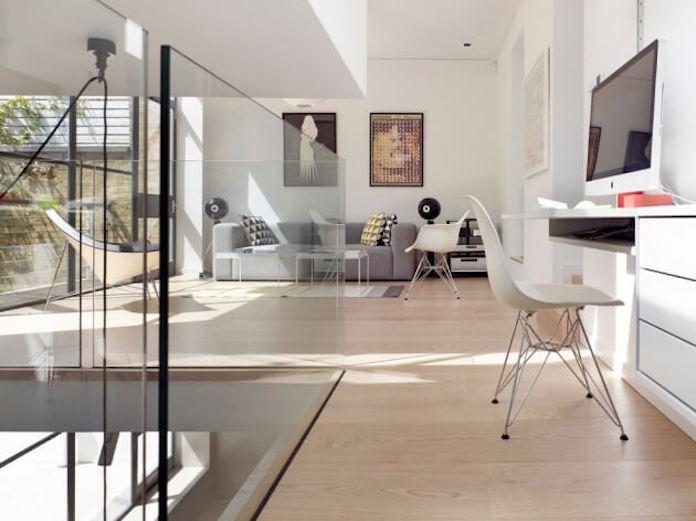 Scandinavian Home Office 1