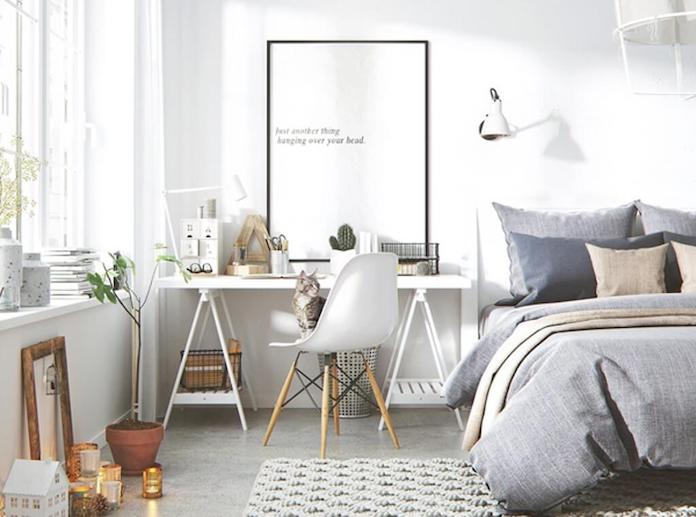 Scandinavian Home Office 2