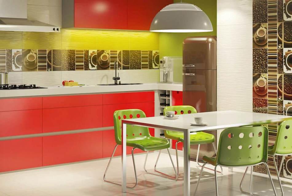 кольорова кухня