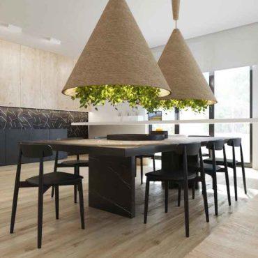Минимализм в интерьере: новый проект квартиры в Торонто