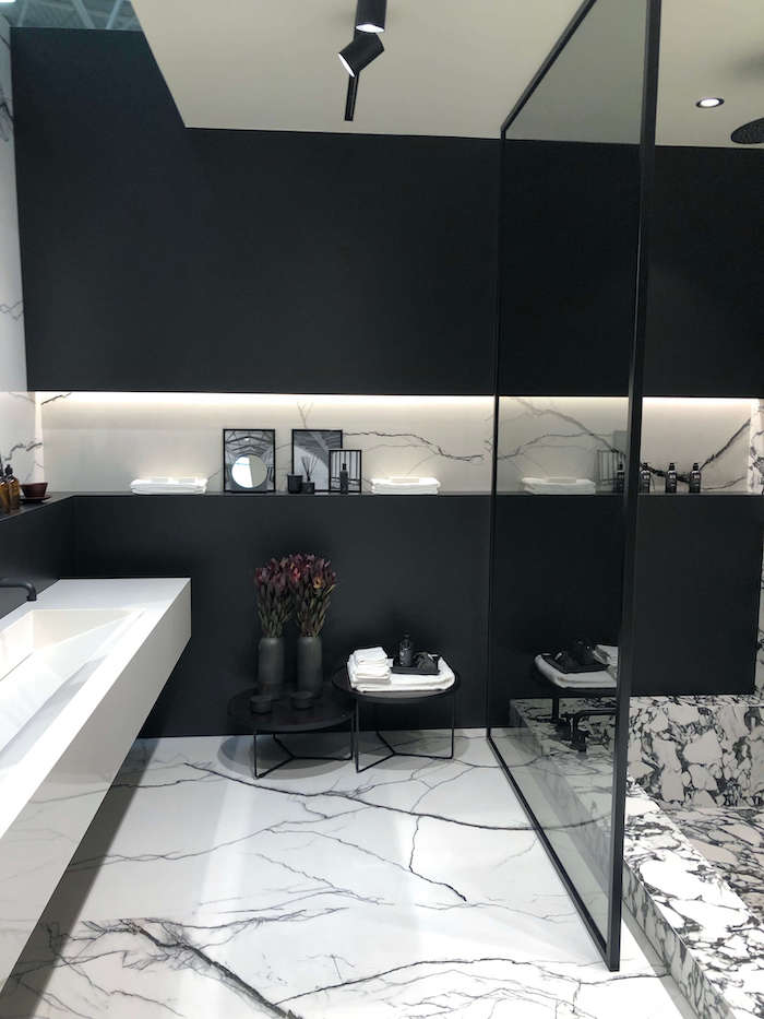 идеи ванной комнаты фото з выставки