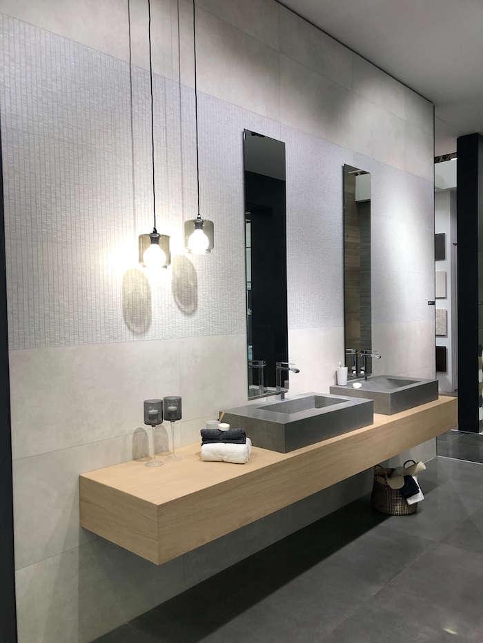 идеи для ремонта ванной комнаты фото Cersaie