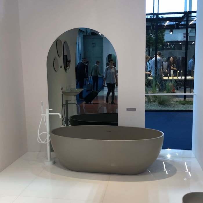 красивая ванная комната фото c Cersaie