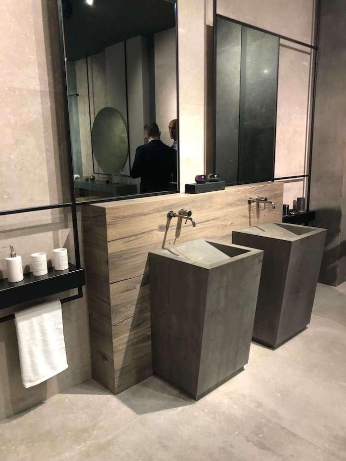 идеи ремонта в ванной Cersaie