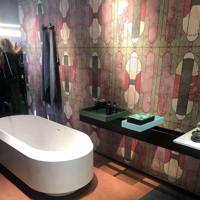 дизайн ванной в доме фото