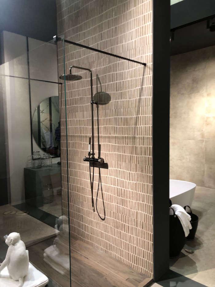 идеи ванной комнаты с душевой кабиной