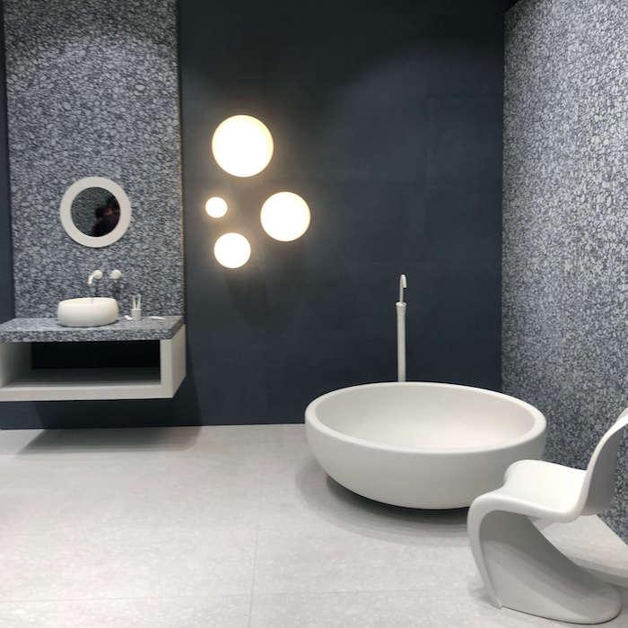 современный кафель для ванной