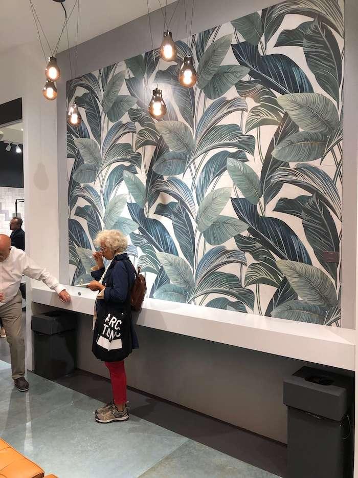 дизайн и интерьер ванной комнаты фото Cersaie