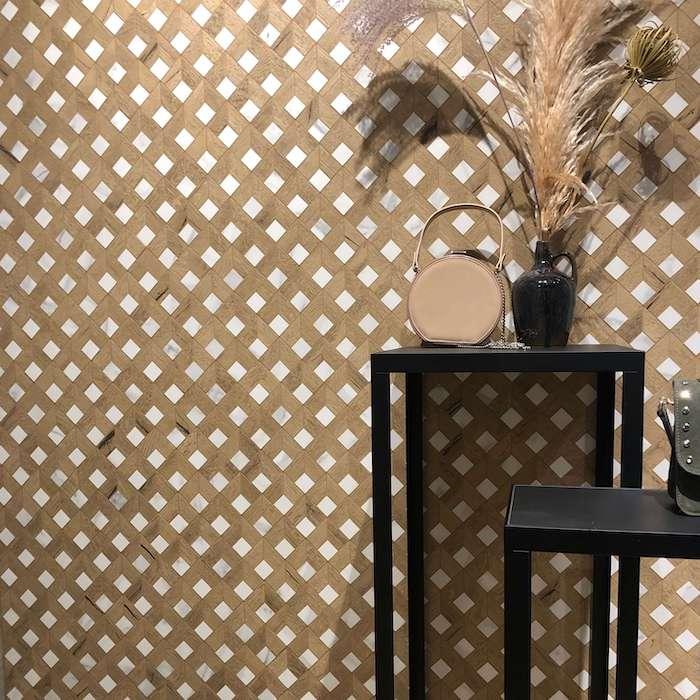 плитка для ванной комнаты дизайн Cersaie 2019